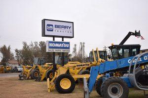 Garden City Heavy Construction Equipment Komatsu Dealer