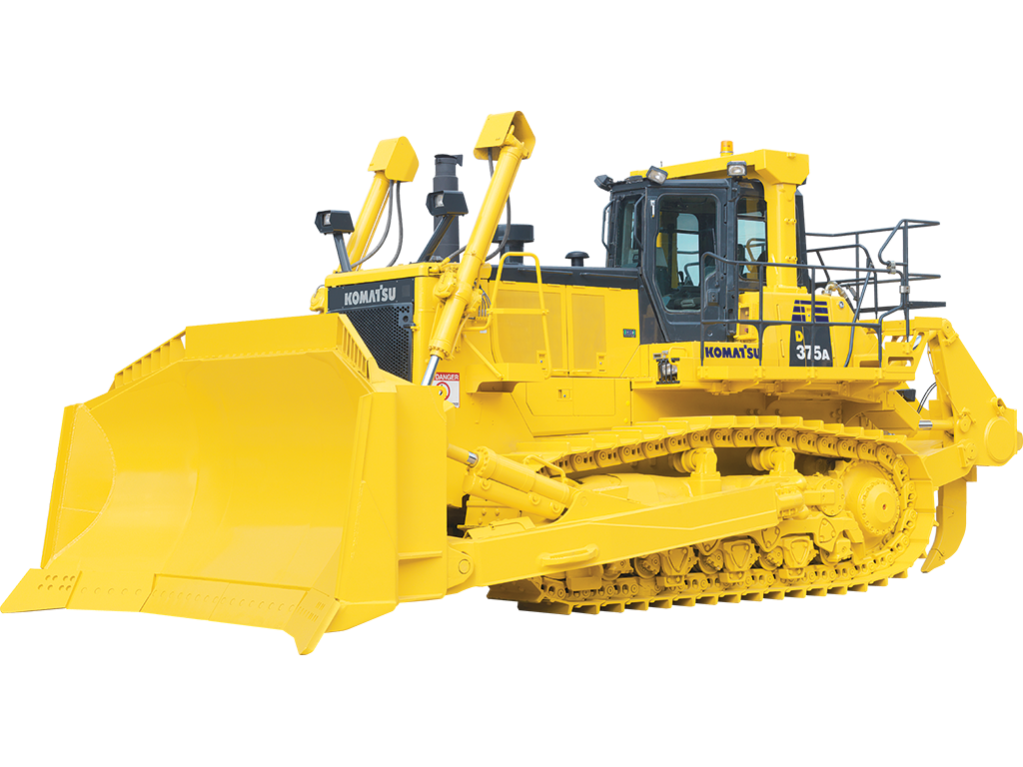 New Komatsu D375A-6 Crawler Dozer for Sale in KS and MO