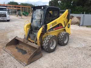 Used 2015 WACKER NEUSON SW28-VERTICAL Skid-Steer Loader