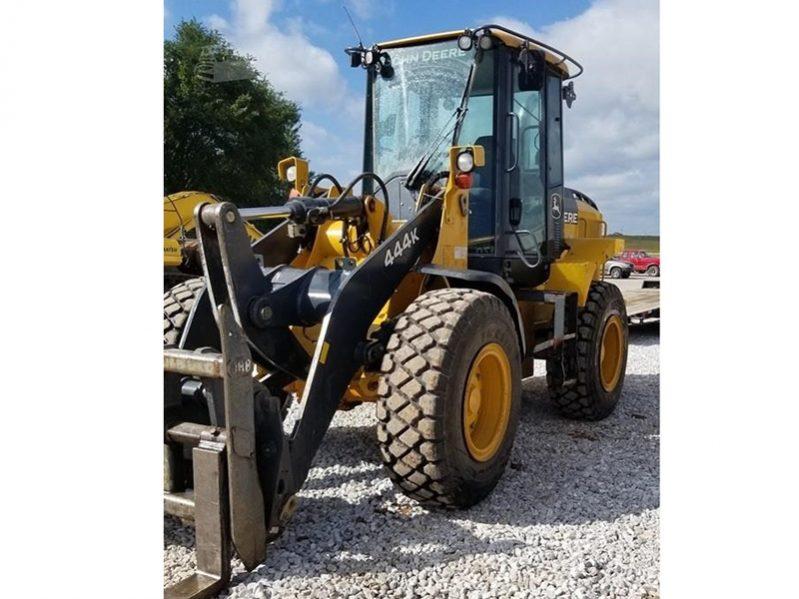 Heavy Construction Equipment Sales, Rental, Parts KS & MO
