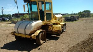 Used 2003 Superior Broom DT80C Sweeper